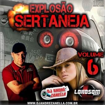 Explosão Setaneja Vol.6 (sertanejo)
