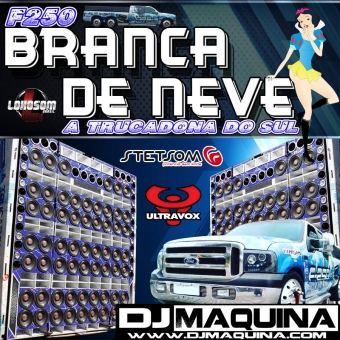 F250 BRANCA DE NEVE V1