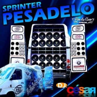 Sprinter Pesadelo Especial Fim de Ano