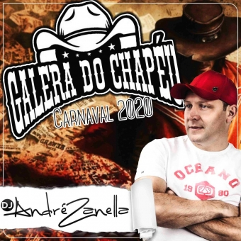 GALERA DO CHAPÉU CARNAVAL 2020