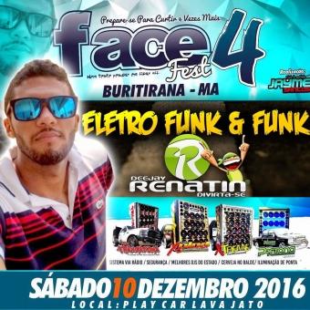FACE FEST 2016 - BURITIRANA-MA