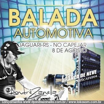 Balada Automotiva Jaguari-Rs