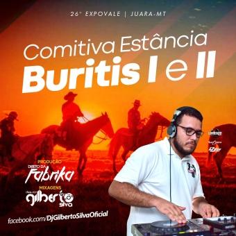 COMITIVA ESTANCIA BURITIS I E II - JUARA-MT