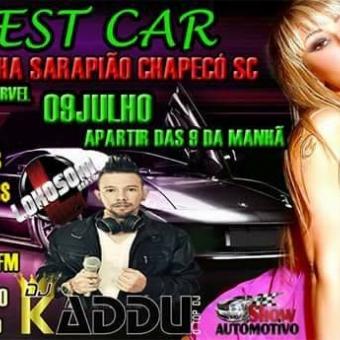 FEST CAR LINHA SARAPIÃO CHAPECÓ SC DIA 9-JULHO AS 9Hrs
