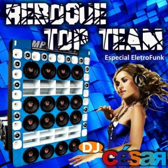 Reboque Top Team - EletroFunk