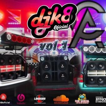 dj k8 - Atrevidos club vol.1