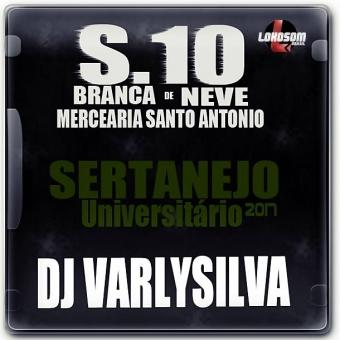 SERTANEJO 2017 ESP. S10 BRANCA D NEVE