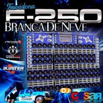 F250 Branca De Neve 2019