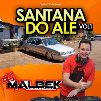 SANTANA DO ALE VOL1