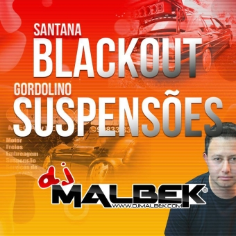 SANTANA BLACK OUT E GORDOLINO SUSPENSÕES