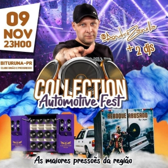 Collection Automotive Fest Bituruna Pr
