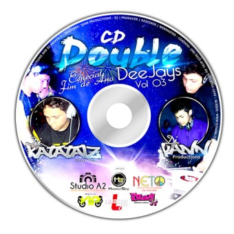 Double Deejays Vol. 03 Especial Fim De Ano (comercial)