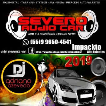 SEVERO AUDIO CAR 2019