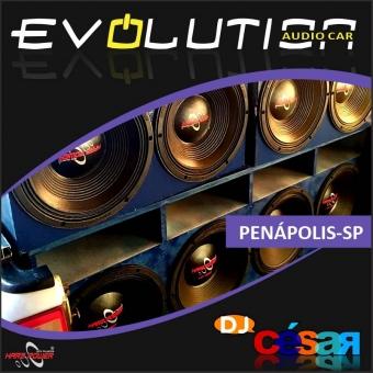 Evolution Audio Car
