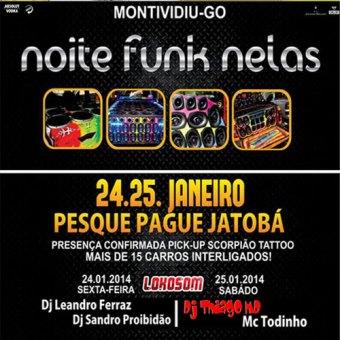 Noite Funk Nelas