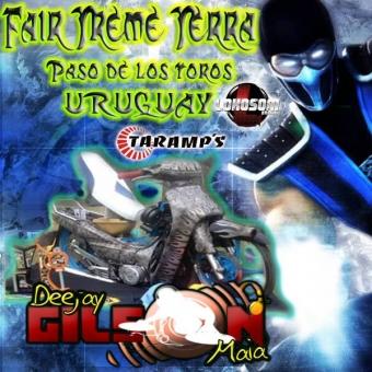 FAIR TREME TERRA-URUGUAY-PANCADAO 2016