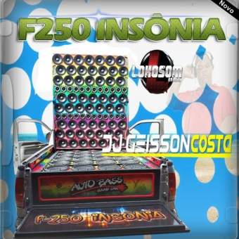 CD F250 INSÔNIA