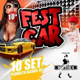10º Fest Car de Planalto Alegre