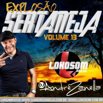 Explosão Sertaneja Volume 13