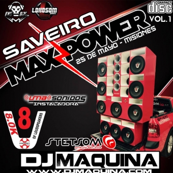 Saveiro Max Power vol1