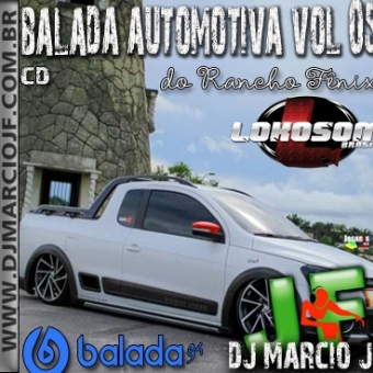 Balada Automotiva Vol 05