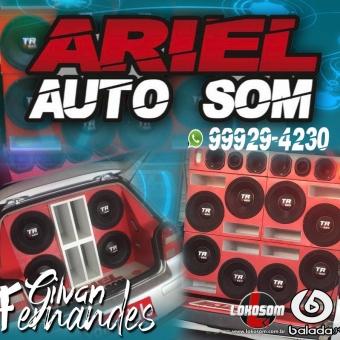 Ariel Auto Som - DJ Gilvan Fernandes