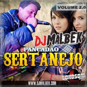Pancadão Sertanejo Vol. 02