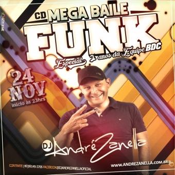 Mega Baile Funk Equipe BDC