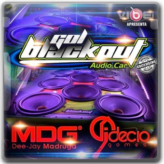 Gol Blackout Audio Car Rio Verde-Go