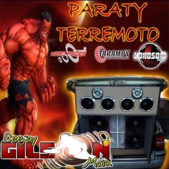 PARATY TERREMOTO-PANCADAO 2016