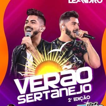 VERÃO SERTANEJO 2° EDIÇÃO - 2019 - DJ TIAGO ALBUQUERQUE