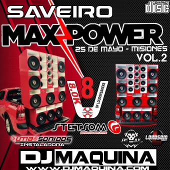 Saveiro Max Power Vol2