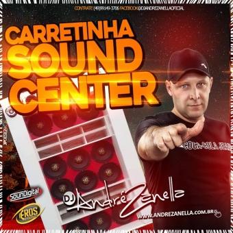 Carretinha Sound Center