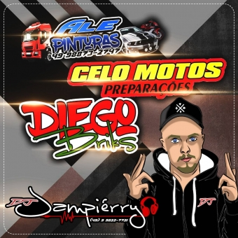 ALE PINTURAS CELO MOTOS E DIEGO BRIKS ESPECIAL FIM DE ANO vol#2
