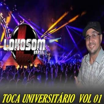 TOCA UNIVERSITÁRIO VOL01