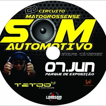 Circuito Mato grossense De Som Automotivo - Especial Cáceres - Mt