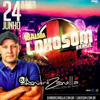Balada Lokosom Brasil P.G 2017