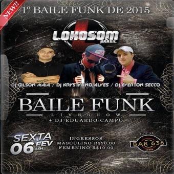BAILE FUNK - BAR 636