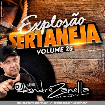 Explosão Sertaneja Volume 25
