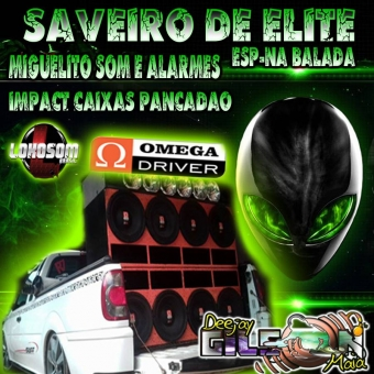 CD-SAVEIRO DE ELITE ESP-NA BALADA