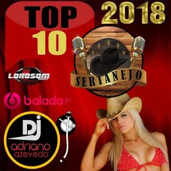 TOP 10 SERTANEJO 2018