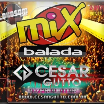 MIX BALADA VOL.16 2017