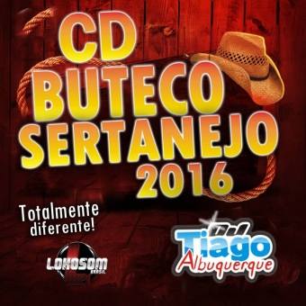cd sertanejo no buteco