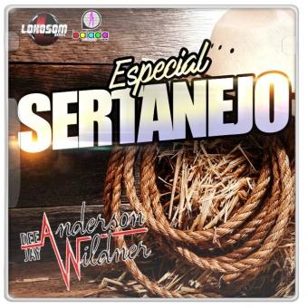 Especial Sertanejo - DjAnderson Wildner