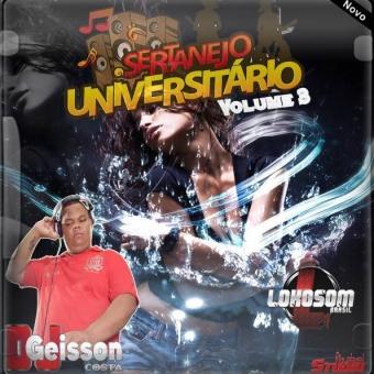 SERTANEJO UNIVERSITÁRIO VOL 3