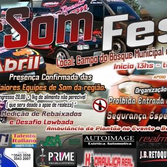 Br Som Fest @ Realeza PR