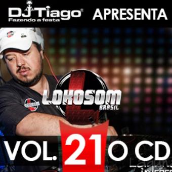 Lokosom 21 - O CD (lançamentos)