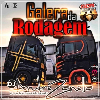 GALERA DA RODAGEM VOLUME 3