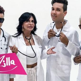 Alex Ferrari, Marcelo Gaucho, MC Jair da Rocha - O BumBum Dela Tem Vida