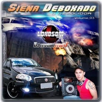 SIENA DEBOXADO VOL 03